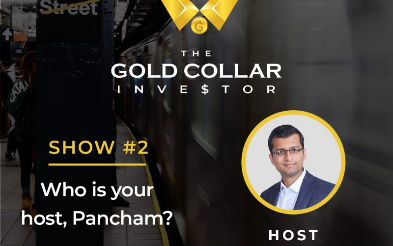 Introducing Pancham Gupta, a real estate investor and host of this real estate podcast