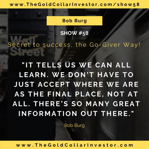 TGCI 58 - Quote